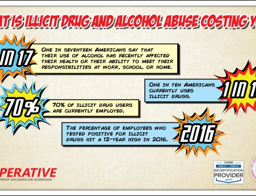 Webinars: What is Illicit Drug and Alcohol Abuse Costing You?