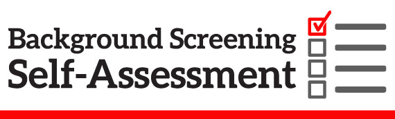 The Initial Results of Imperative's Background Screening Self-Assessment Are In!