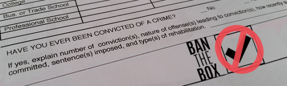 Will banning the box really help former criminals get hired?